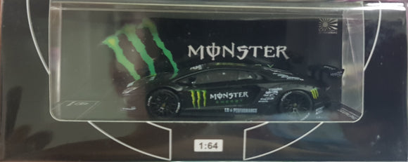 1:64 Time Model LibertyWalk Lamborghini Aventador LP700-4 Monster