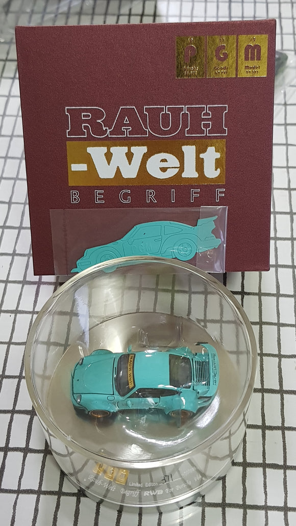 1:64 PGM RWB 964 Tiffany Blue