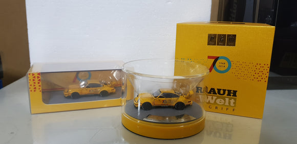 1:64 PGM RWB Yellow - Normal Casing