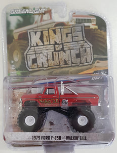 1:64 Greenlight Ford F250 - Walkin Tall