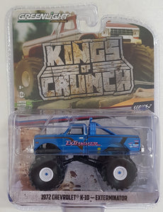 1:64 Greenlight Chevrolet  K10 - Exterminator
