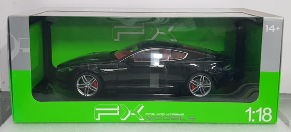1:18 FX Models  Aston Martin DB9 Coupe Black - Not perfect paint