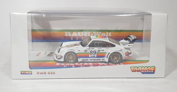 1:43 Tarmac Works RWB 930 #89 Apple