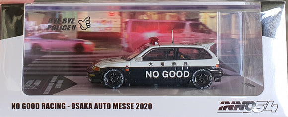 1:64 Inno64 Honda Civic EF9 - No Good Racing - Osaka Auto Messe