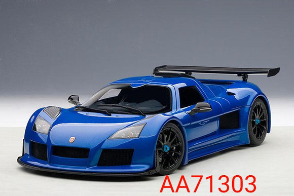 1:18 Autoart Gumpert Apollo S Blue
