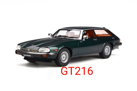 1:18 GT Spirit Jaguar XJS Lynx Eventer Green - GT216