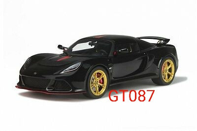 1:18 GT Spirit Lotus Exige S3 Coupe LF1 Black - GT087