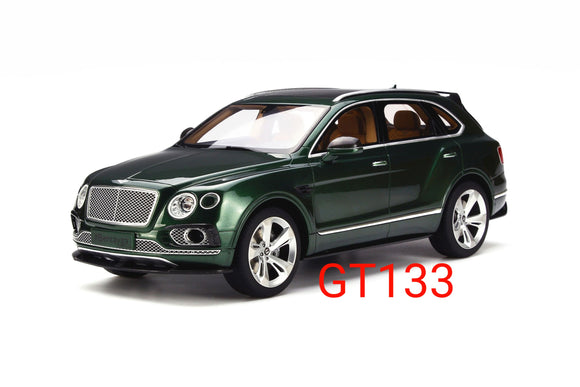 1:18 GT Spirit Bentley Bentayga w Styling Pack GT133