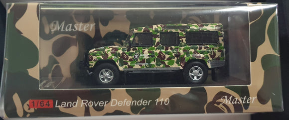 1:64 Master Land Rover Defender 110
