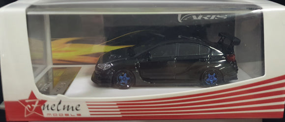 1:64 FuelMe Subaru WRX STI VAB/ S4 WideBody - Burnt Black
