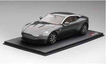 1:18 Top Speed Aston Martin DB11 - Magnetic Silver