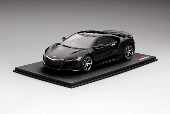 1:18 Top Speed Honda NSX RHD - Berlina Black