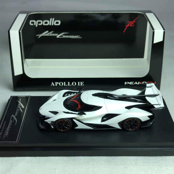 1:64 Peako64 Apollo IE - White