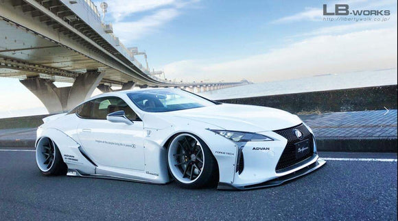 ☆Preorder☆ 1:64 JEC LC500 Widebody - White