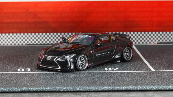 1:64 JEC LC500 Widebody - Black