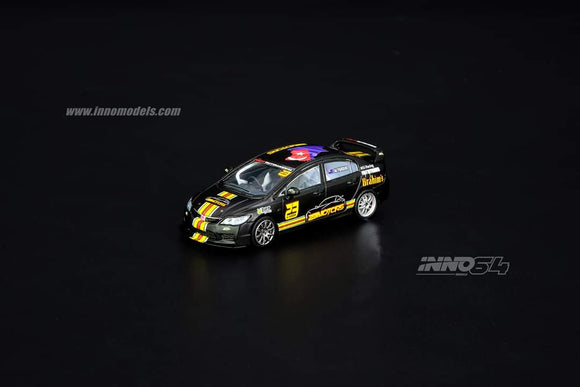 1:64 Inno64 Honda Civic FD2 - Msia Exclusive