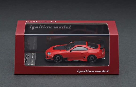 ☆Preorder☆ 1:64 Toyota Supra (JZA80) RZ - Red