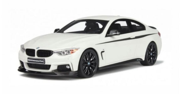 1:18 GT Spirit BMW 435i M Performance - White