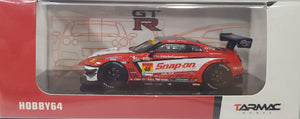 1:64 Tarmac Works Nissan GTR R35 #48 Nismo GT3 Super GT300 2014 - Snap On