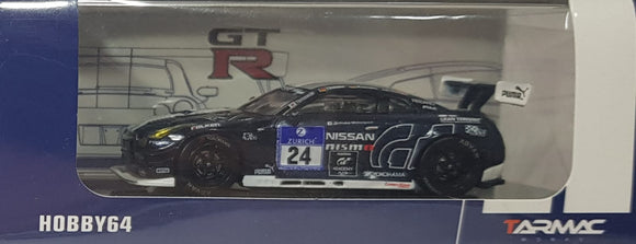 1:64 Tarmac Works Nissan GTR R35 #24 Nismo GT3 Nurburgring 24Hr 2014 - PlayStation