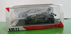 1:64 JEC LB Performance Lamborghini Aventador 2.0 - Monster