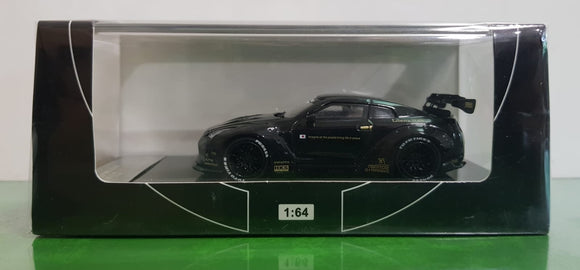 1:64 Time Model LB Performance Nissan GTR R35