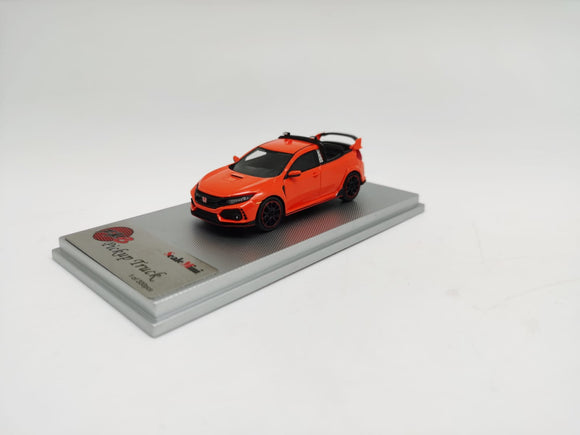 1:64 Scale Mini FK8 Pickup Truck - Orange