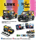 ☆Preorder☆ 1:64 BM Creations LB★nation Mini G X The Wrap Icon