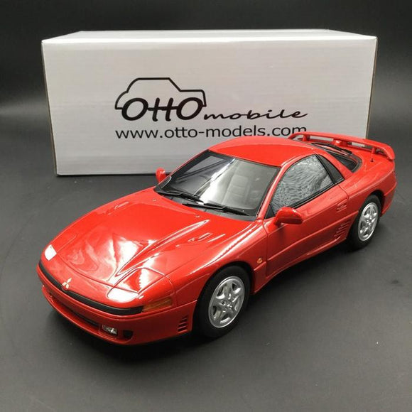 1:18 Otto Mobile Mitsubishi 3000 GT Red
