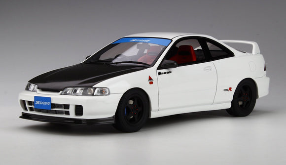 1:18 Otto Mobile Honda Integra DC2 Spoon White