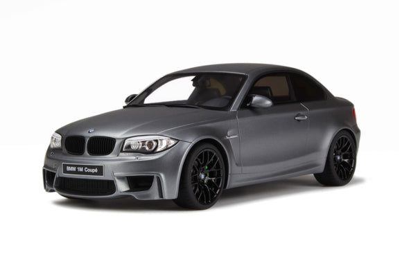 1:18 GT Spirit BMW 1M E82 - Frozen Grey