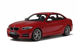 1:18 GT Spirit BMW M235i - Red