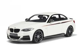 1:18 GT Spirit BMW M235i M Performance- White