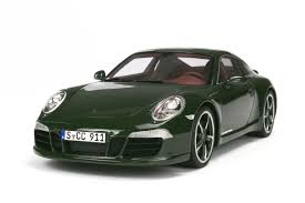 1:18 GT Spirit Porsche 911 991 Club Coupe - Green