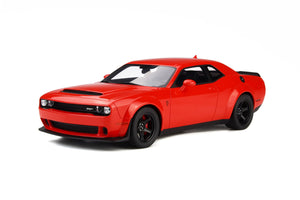 1:18 GT Spirit Challenger Demon Red