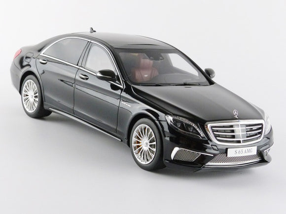 1:18 GT Spirit Mercedes Benz S65 AMG - Black
