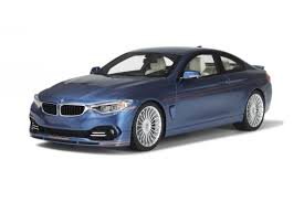 1:18 GT Spirit BMW Alpina B4 BiTurbo - Blue