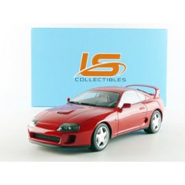 1:18 LS Collectibles Toyota Supra - Red