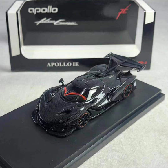 ☆Preorder☆ 1:64 Peako64 Apollo IE- Carbon Black