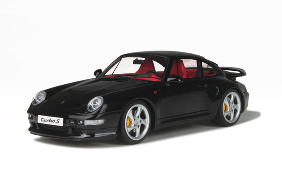 1:18 GT Spirit Porsche 993 Turbo S - Black GT714