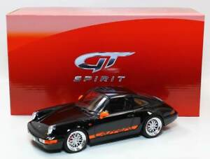1:18 GT Spirit Porsche 911 (964) Carrera RS - Black
