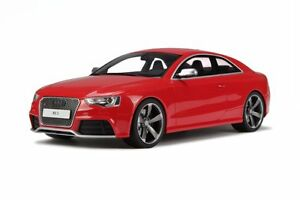 1:18 GT Spirit Audi RS5 Coupe - Red