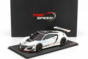 1:18 Top Speed Acura NSX GT3 Presentation 2016 NY Auto Show