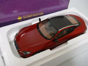 1:18 Samurai Lexus LC500 S Package - Red