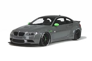 1:18 GT Spirit LB Performance BMW M3 E92 - Grey