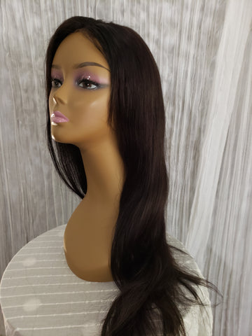 360 Straight Full Lace Wig