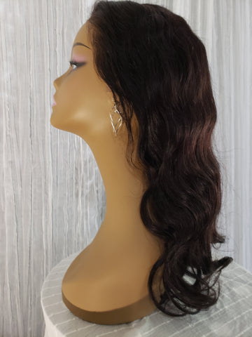 360 Body Wave Full Lace Wig