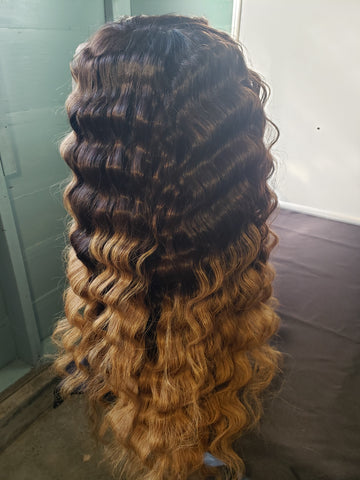 22inch Custom Blondes and Browns