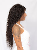 Brazilian Deep Wave Front Lace Wig