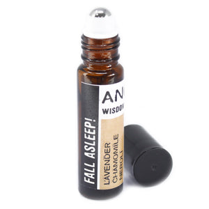 Fall asleep roll on essential oil blend